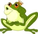 krolewna żabka